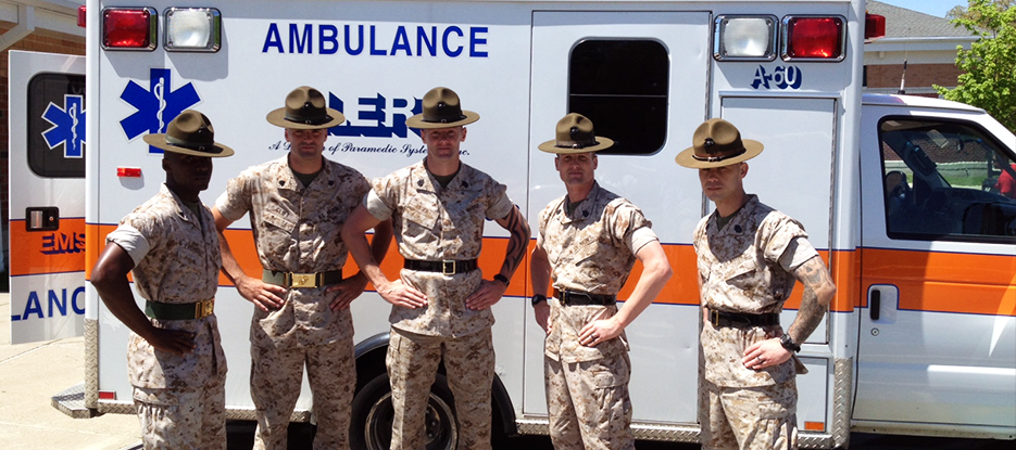 Alert Ambulance Supporting our Troops