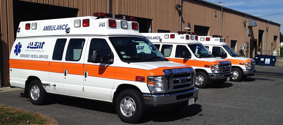 Alert Ambulance Chicopee Location